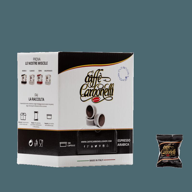 Capsule Lavazza Espresso Point Miscela 100% Arabica
