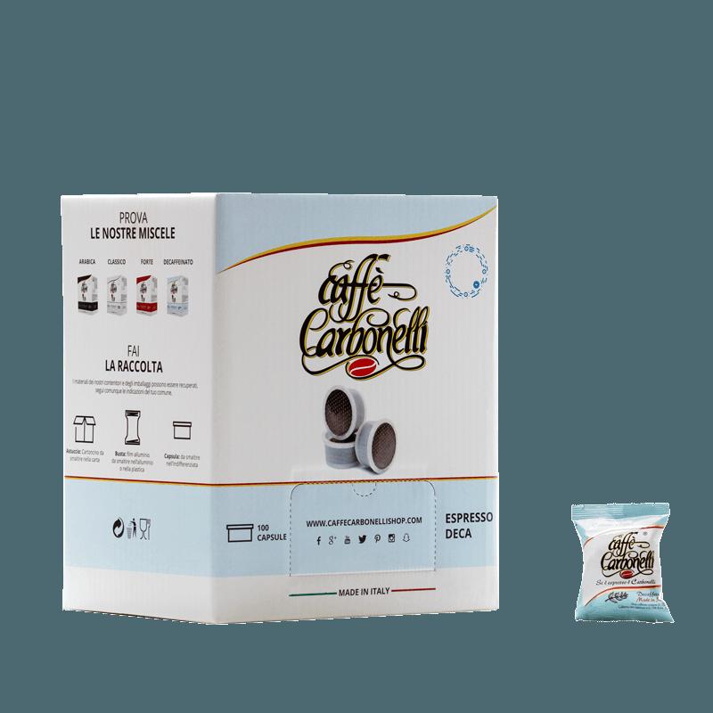 Capsule Lavazza Espresso Point Miscela Decaffeinato