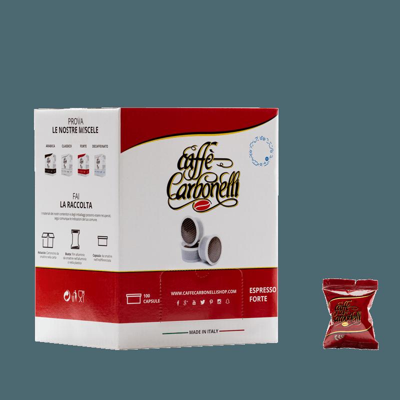 Capsule Lavazza Espresso Point Miscela Forte